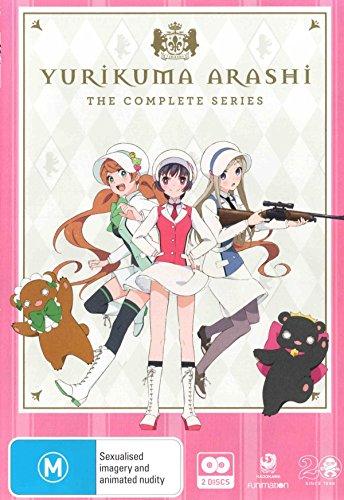 Yurikuma Arashi - Complete Series ( Yuri Kuma Arashi ) [ Origen Australiano, Ningun Idioma Espanol ]