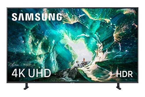 "Samsung 4K UHD 2019 55RU8005 - Smart TV de 55"" con Resolución 4K UHD, Wide Viewing Angle, HDR (HDR10+), Procesador 4K, One Remote Control, Apps en Exclusiva y Compatible con Alexa"
