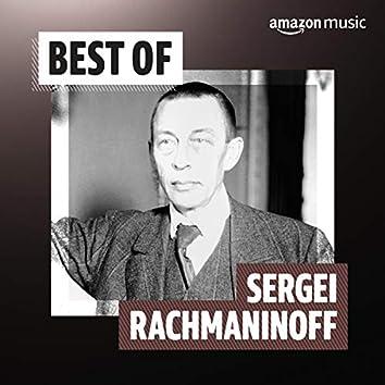 Best of Sergei Rachmaninoff