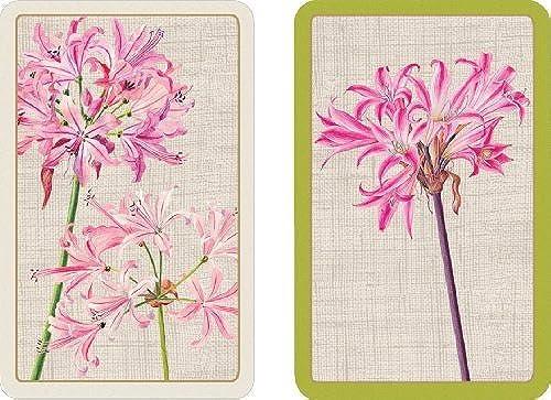 nuevo listado Entertaining with Caspari Double Deck Deck Deck of Bridge Playing Cards, Surprise Lily, Set of 2 by Entertaining with Caspari  ahorra hasta un 80%