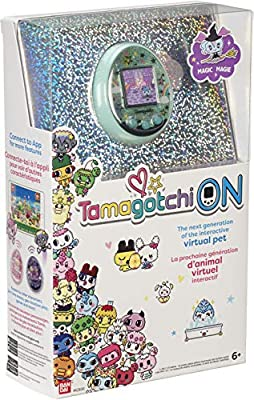 Tamagotchi On - Magic (Green) from Bandai