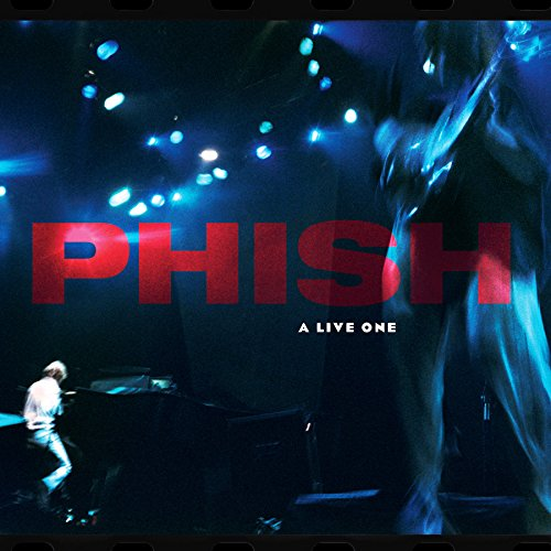 A Live One - Vinyl (4 LP, 180 Gram, Red / Blue Vinyl, Includes Download)