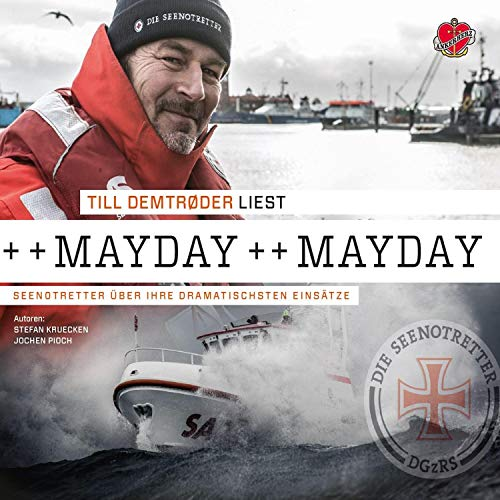 Mayday audiobook cover art