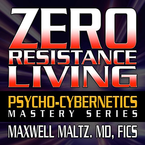 Zero Resistance Living audiobook cover art