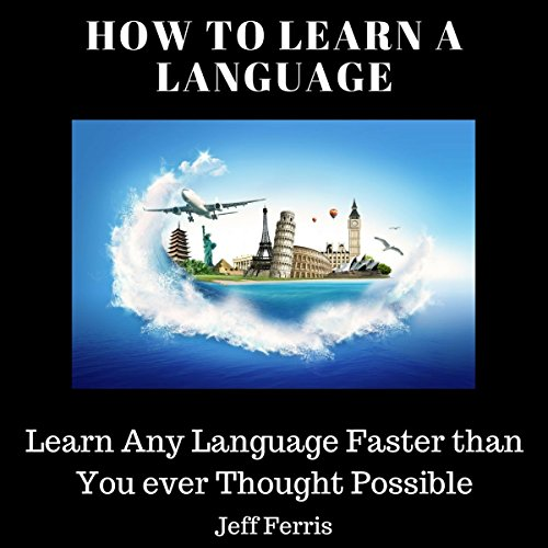 How to Learn a Language audiobook cover art