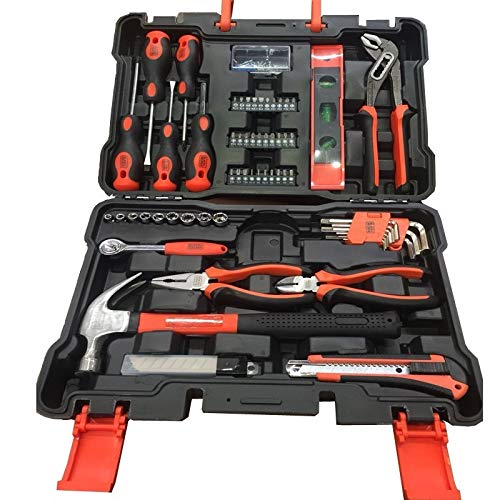 maletin herramientas fabricante BLACK + DECKER