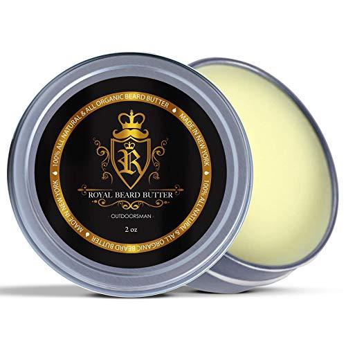 Beard Balm Conditioner Butter Texture