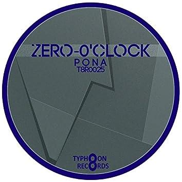 Zero-0'clock - Single