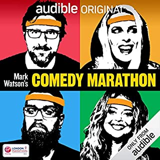 Mark Watson's Comedy Marathon                   Written by:                                                                                                                                 Mark Watson                           Length: 5 hrs and 50 mins     1 rating     Overall 1.0