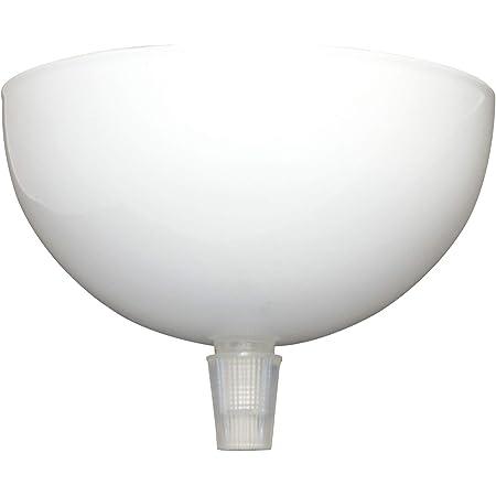 Tibelec 723510 pavillon luminaire, Blanc