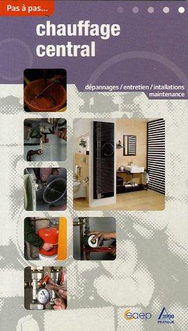 Dépannages et extension d'une installation de chauffage central