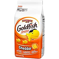 Pepperidge Farm Goldfish, Cheddar Cheese, 6.6 oz