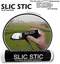 JP Lann Golf Slic Stick Anti-Slice / Anti-Hook Comple برای کلوپ ها