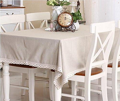 Tischdecke Stoff Stoff Qualität Rectangular Home   Picknick   Cafe   Bar Staubdicht Anti-Fouling Soft Premium Tisch