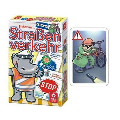 22509704 - ASS Altenburger Spielkarten - Sicher im Straßenverkehr