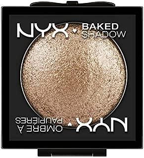 NYX Professional Makeup Baked Eyeshadow, Carmella, 0.1 Ounce