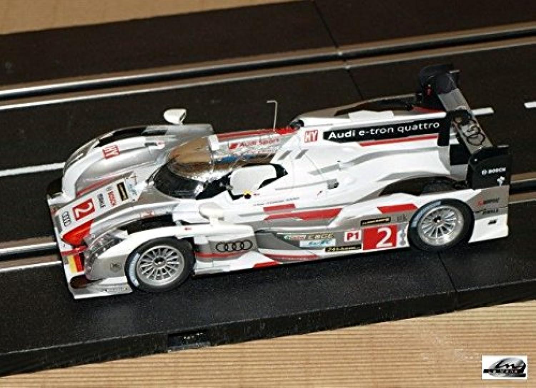 mejor opcion LE MANS miniatures Audi R18 e-tron Quattro Quattro Quattro Le Mans 2013-2  comprar marca
