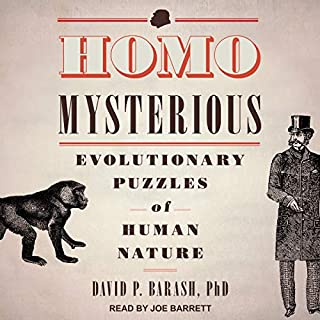 Homo Mysterious cover art