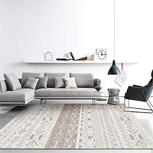 Tapis Pas Cher Motif Marocain Traditionnel Confortable Tapus Style Simple Tapis Chambre Bebe100X160cm