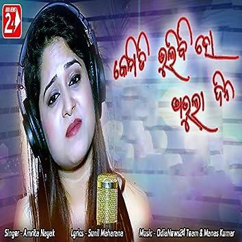 Kemiti Bhulibi Se Abhula Dina (Female Version)