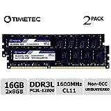 Timetec Hynix IC 16GB KIT(2x8GB) Compatible for...