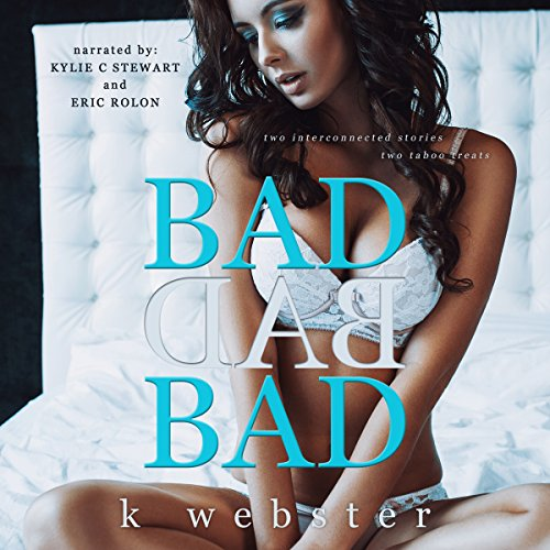 Bad Bad Bad audiobook cover art