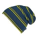Sterntaler Baby-Jungen Schirmmütze mit Nackenschutz Mütze, Blau (Blau 355), 53