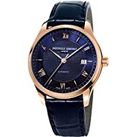Frederique Constant Classics Index Automatic Blue Dial Men's Watch