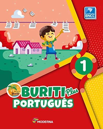 Buriti Plus. Português - 1º Ano