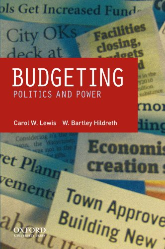 Budgeting: Politics and Power