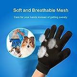 OMorc 2PCS Pet Bürste Handschuh - 7