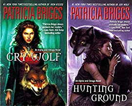 ALPHA AND OMEGA (VOL. 1-2) BY PATRICIA BRIGGS Cry Wolf & Hunting Ground