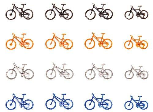 Faller FA130391 - Modellismo Ferroviario, Biciclette