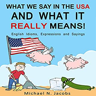 What We Say in the USA and What It Really Means! cover art