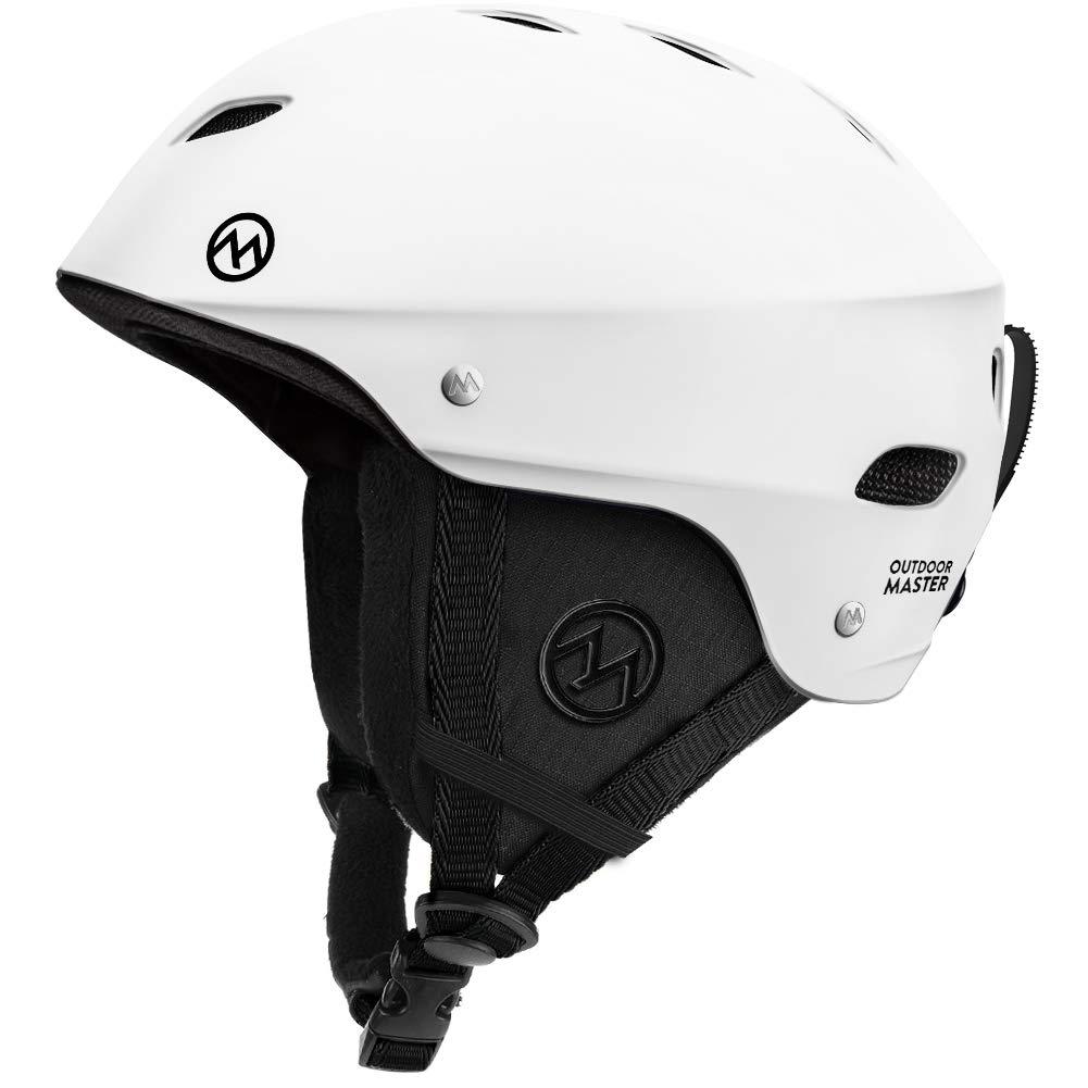 OutdoorMaster Ski Helmet Certified Different