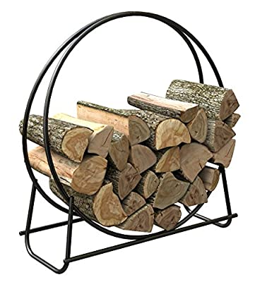 Panacea Tubular Steel Log Hoop 40in