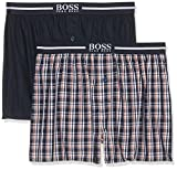BOSS Herren 2P Boxer Shorts Ew Boxershorts, (Medium Orange 815), X-Large (Herstellergröße: XL) (2erPack)