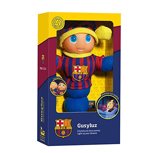 F.C. Barcelona – Gusy luz, Dos Caras (MOLTO 16552)