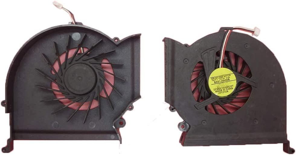 Laptop CPU Cooling Fan Cheap sale Compatible Excellent BA81-08489B with Samsung R780