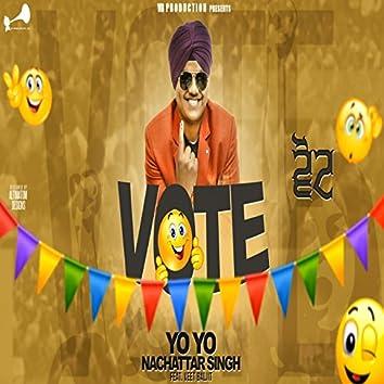 Vote (feat. Veet Baljit)