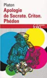 Apologie de Socrate (Folio Essais) (French and Spanish Edition) by Platon(1985-02-01) - Gallimard Education - 01/01/1985