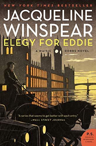 Image of Elegy for Eddie: A Maisie Dobbs Novel