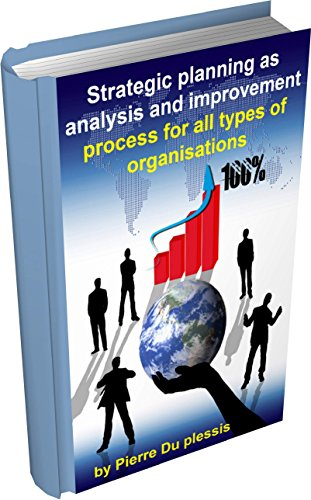 Strategic planning as analysis and improvement process for all types of organisations