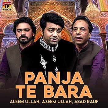 Panja Te Bara - Single