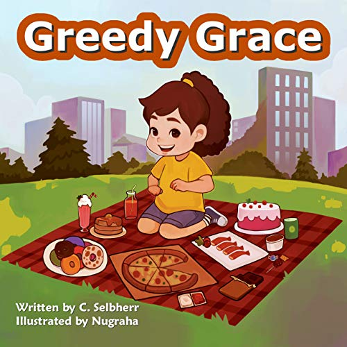 Greedy Grace (The Grace Book Collection 1) (English Edition)
