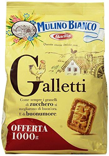 M.Bianco Biscotti 1Kg Galletti