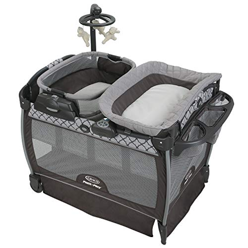 Graco Pack 'n Play Nearby Seat Review