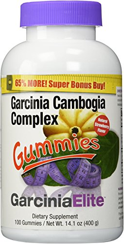 Garcinia Cambogia Complex Gummies 100 Ct Garciniaelite Buy