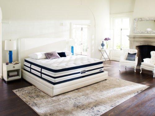 Beautyrest Recharge World Class Manorville Plush Pillow Top Mattress Set, King