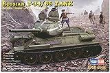 1/48 ソビエト陸軍 T-34/85中戦車 1944年型 84807 ホビーボス [並行輸入品]